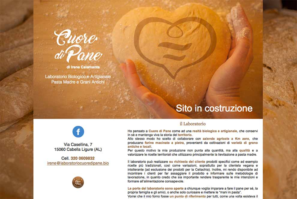Cuore Di Pane courtesyPage - franzRoom.net