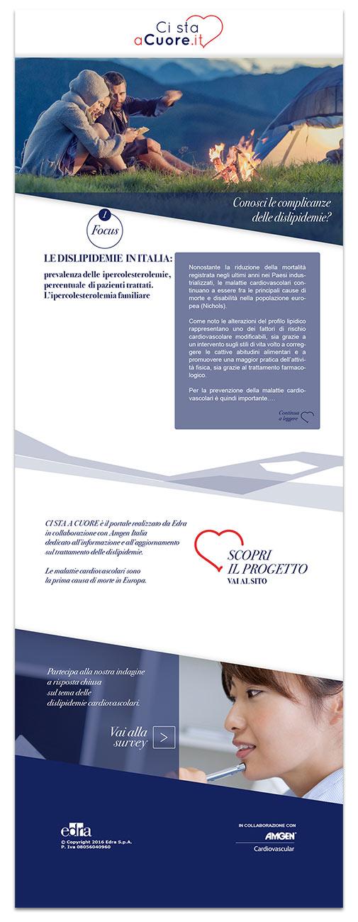 Newsletter CiStaAcuore - design franzRoom.net