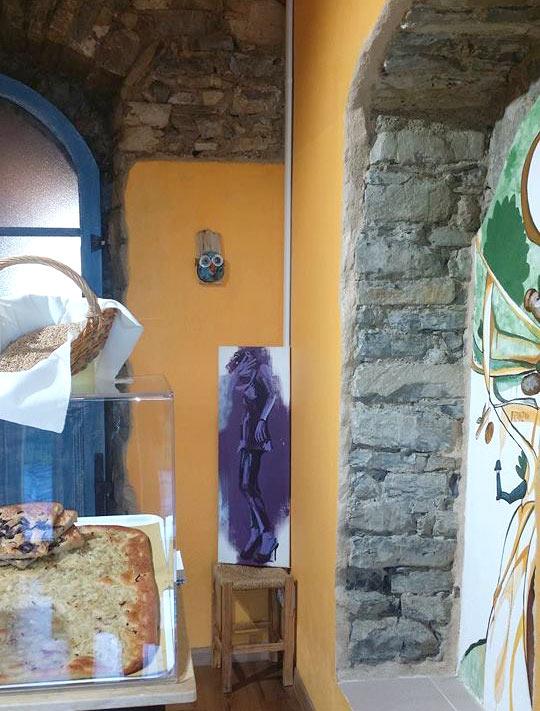 Negazione in esposizione presso Cuore di Pane - Andrea Franzosi, www.franzroom.net