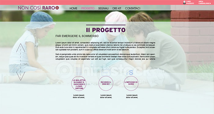 NonCosiRaro - website by franzRoom.net