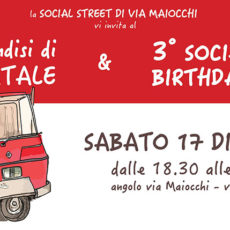 Livepaint @ Via Maiocchi Social Street