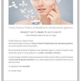 Newsletter farmaceutica