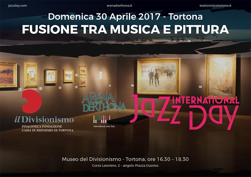 Arena Derthona - International Jazz Day 2017 - franzRoom.net