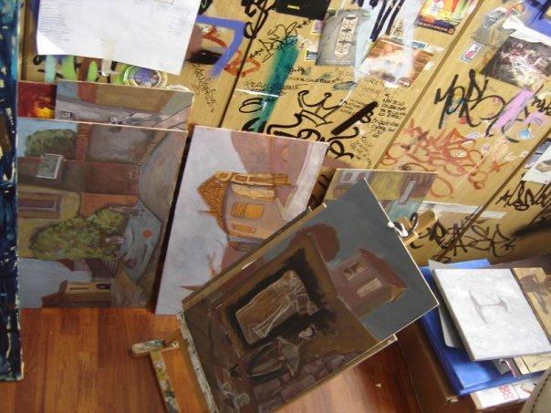 2009, Spaesamenti - seconda serie in Corso - franzRoom.net