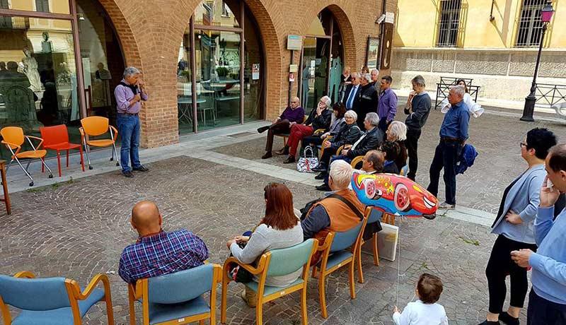 l'Arte Incontro Alla Gente - photo by Fabrizio Dellacha