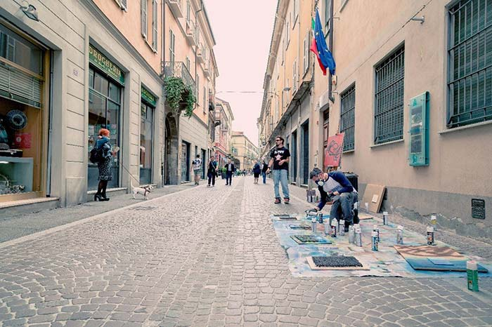 l'Arte Incontro Alla Gente - photo by Viola Cappelletti