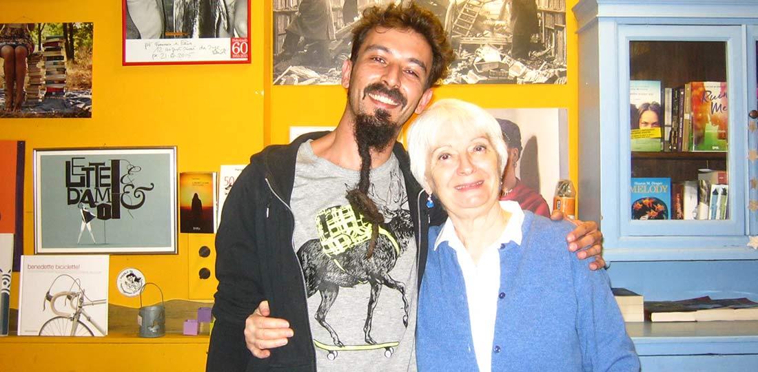 franZ al cospettO di Bianca Pitzorno - franzRoom.net