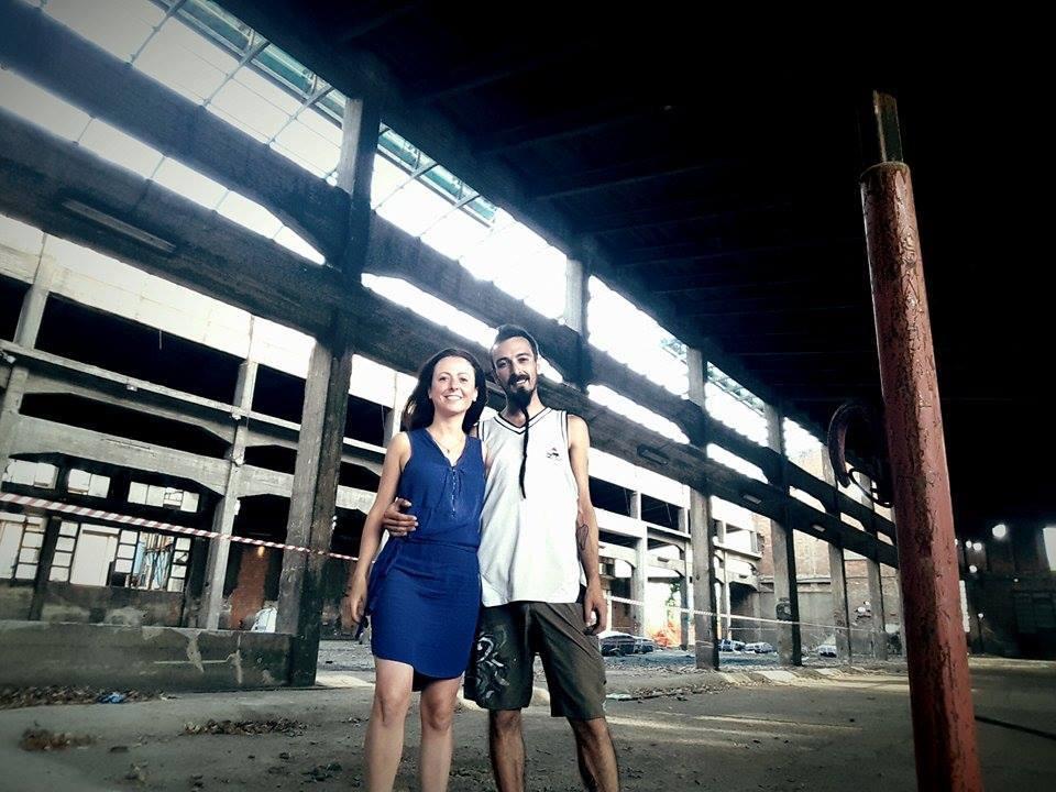Virginia Arancio e franZ - franzRoom.net