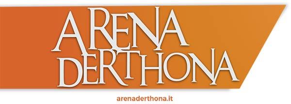 Arena Derthona 2017 - Logo Orange - franzRoom.net
