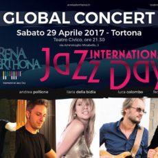 International Jazz Day 2017 – Tortona
