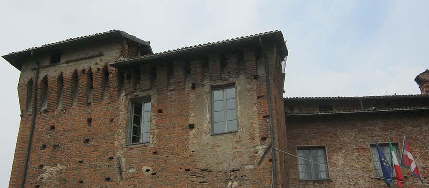 livepainT Pozzolo Formigaro - castello, Ben-Essere - franzRoom.net