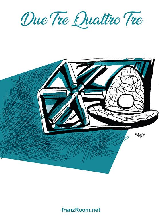 2343, illustrazioni OltrE il Po - franZroom.net