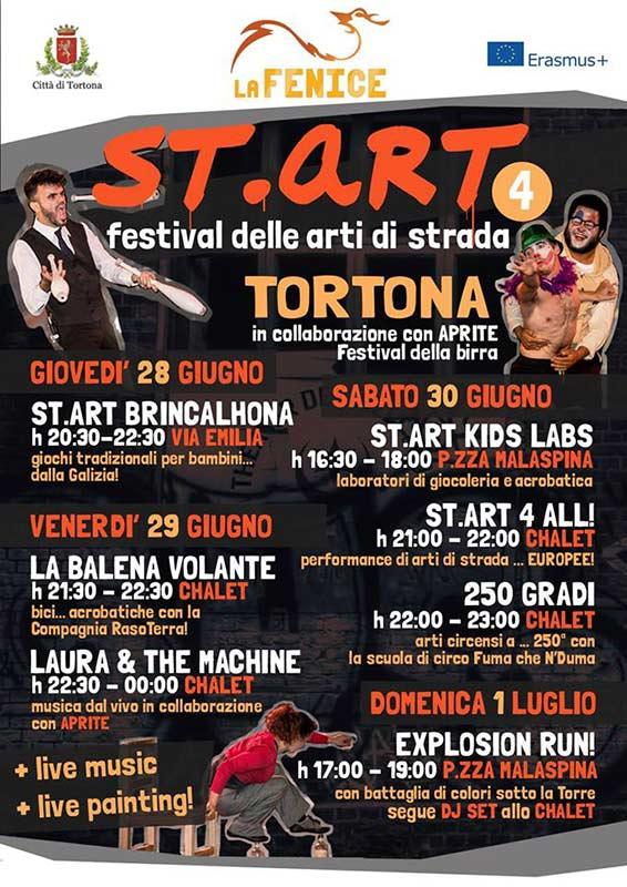 St.Art 4 - locandina
