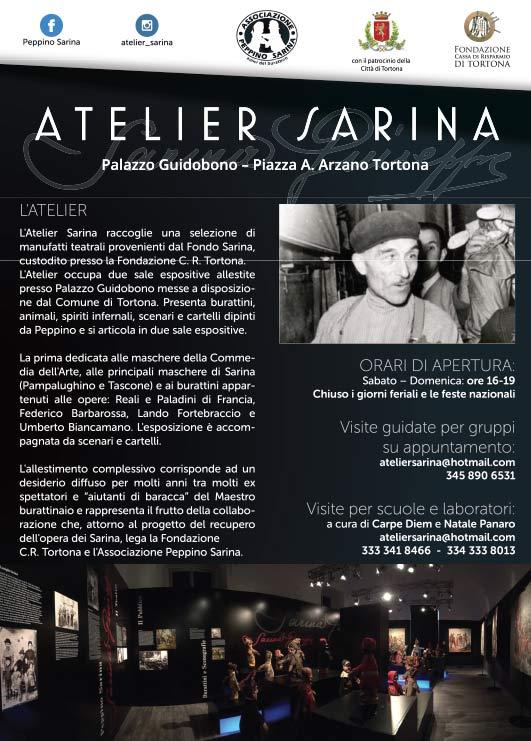 Atelier Sarina - La Stampa - franZroom.net