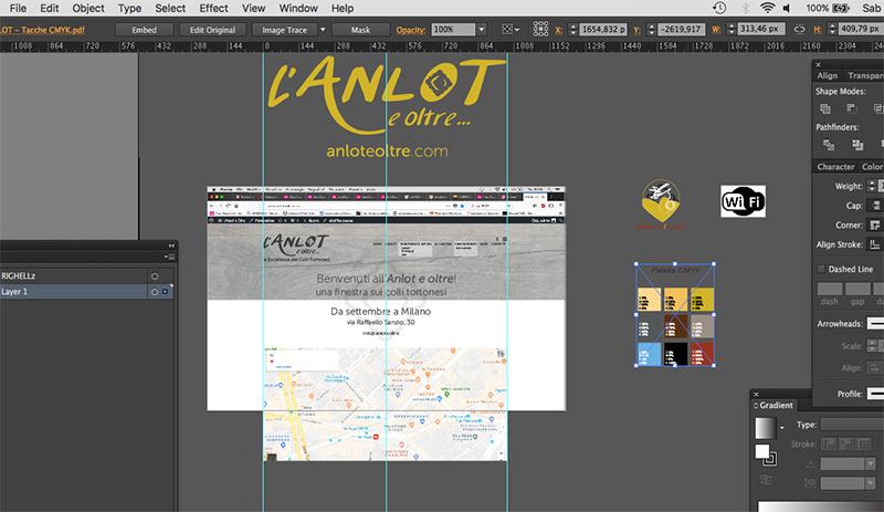 L'Anlotnlot e oltre - makingOf website - franZroom.net