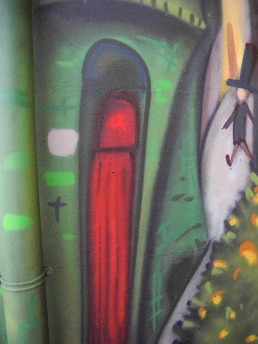 SpaesamentO LisinO, dettaglio - Andrea Franzosi, franZroom.net