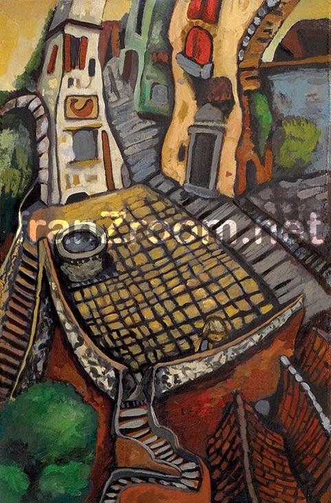 Spaesamenti, Borgo AltO - Andrea Franzosi franzRoom.net