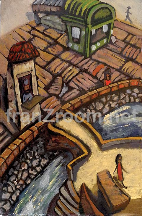 Spaesamenti, Fritti e Fumetti - Andrea Franzosi franzRoom.net