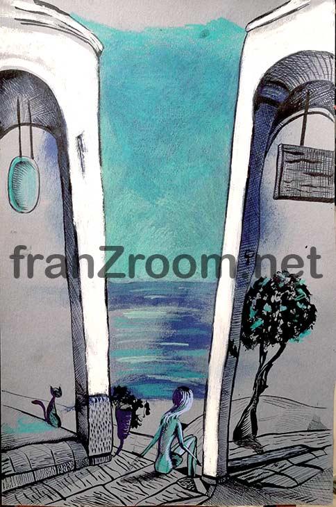 Spaesamenti, Mice da Porticciolo - Andrea Franzosi franzRoom.net