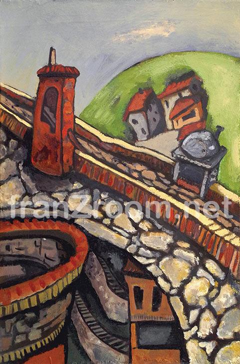 Spaesamenti, Ponte della GrigliA - Andrea Franzosi franzRoom.net
