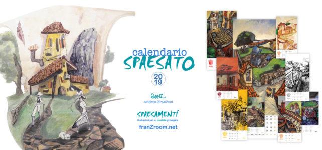 <em>CalendariO SpaesatO</em> 2019
