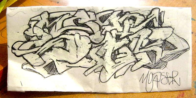 MorseR sketcH