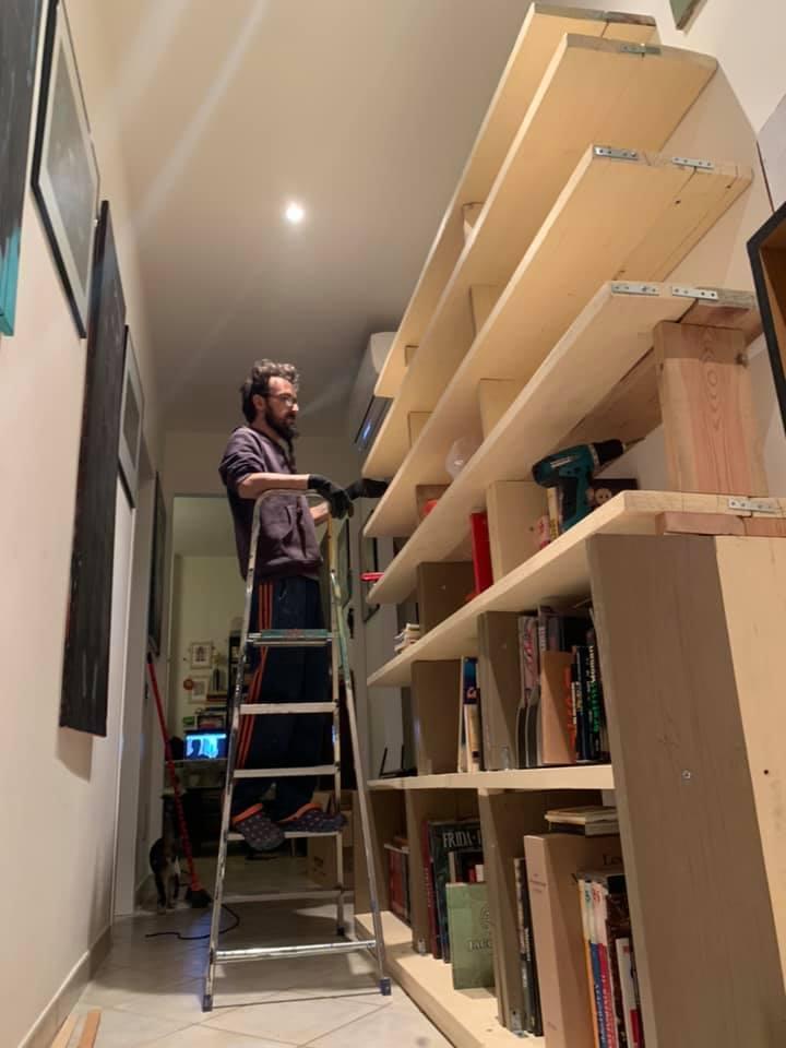 franZ e la libreriA, labor'incorsO - franZroom.net