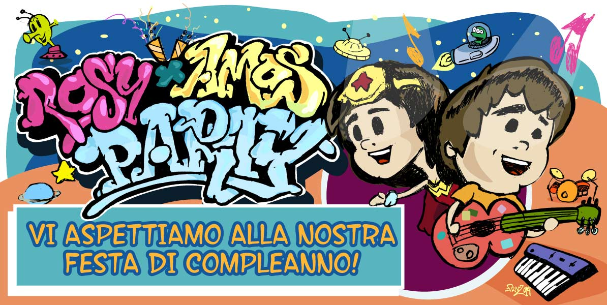 FlyeR di compleannO - franZroom.net