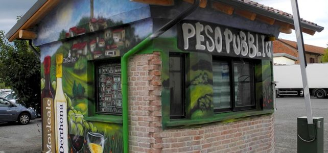La Pesa e l'artwork