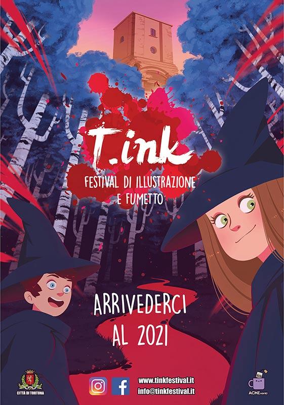 T.Ink Festival rinviato al 2021