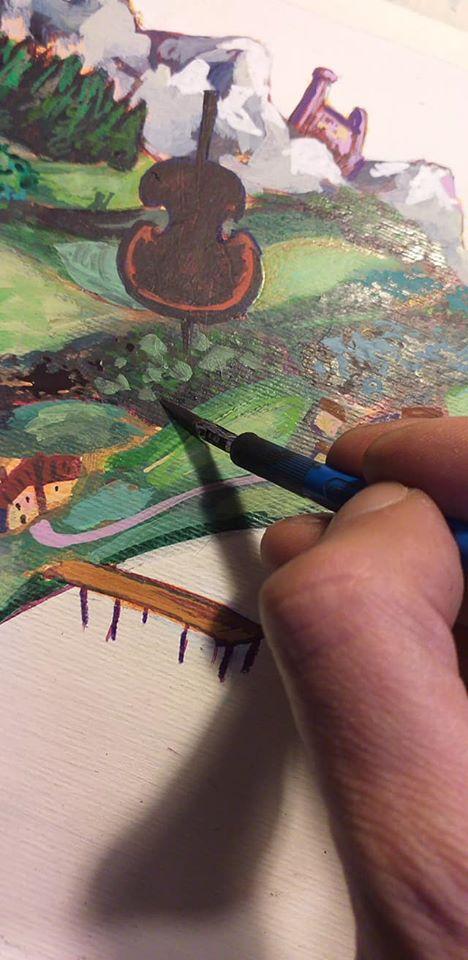 illustrazione in corsO - franZroom.net