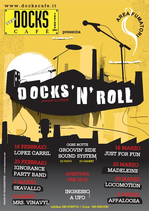 logo docks'n'roll