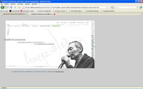 <em>Claudio Cristoferone</em> website