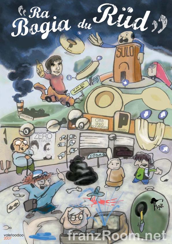 numero unico 2007 cover