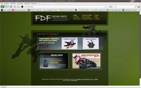 <em>FDF Racing</em> website