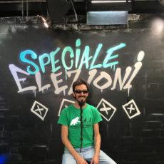 Fondalino elettorale a TeleCity 7Gold