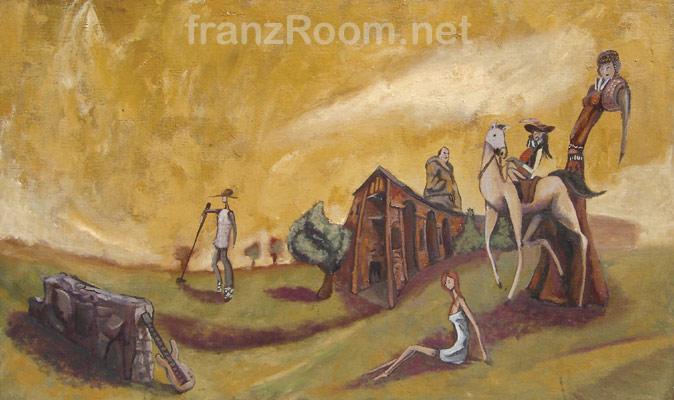 </em>Quattordio, la Rocca e Chi c'è stato</em>, illustrazione di copertina