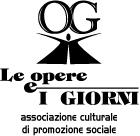 logo Le Opere e i Giorni andrea franzosi-franzroom.net