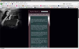 <em>Angelica DePaoli</em> website