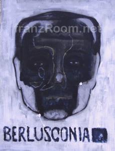 Berlusconia, Andrea Franzosi - franzroom.net