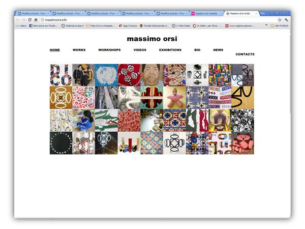 massimo orsi website