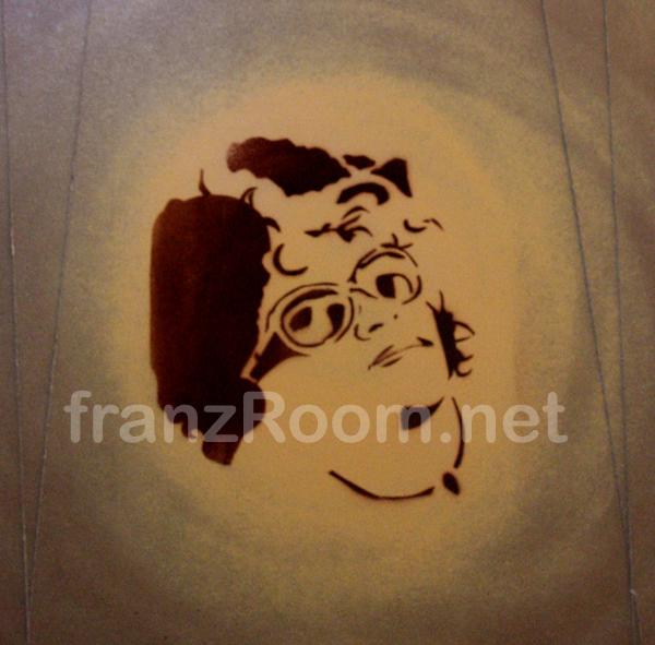 Facce da Stencil, franzRoom.net Andrea Franzosi