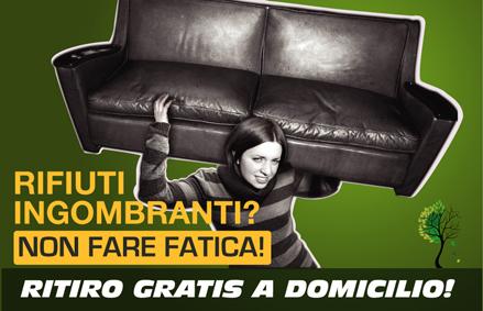campagna raccolta differenziata, andrea franzosi franzroom.net