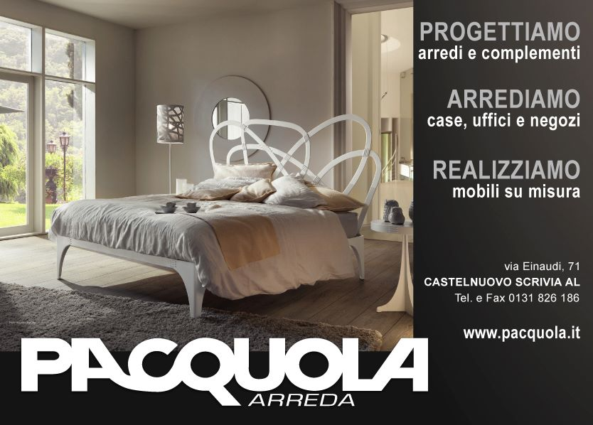 Manifesti Mobilificio Pacquola - franzRoom.net