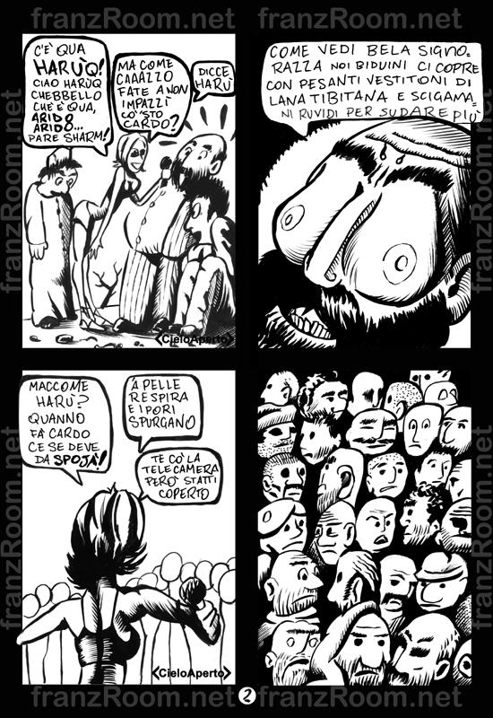 Cielo Aperto - FranzRoom.net - Andrea Franzosi