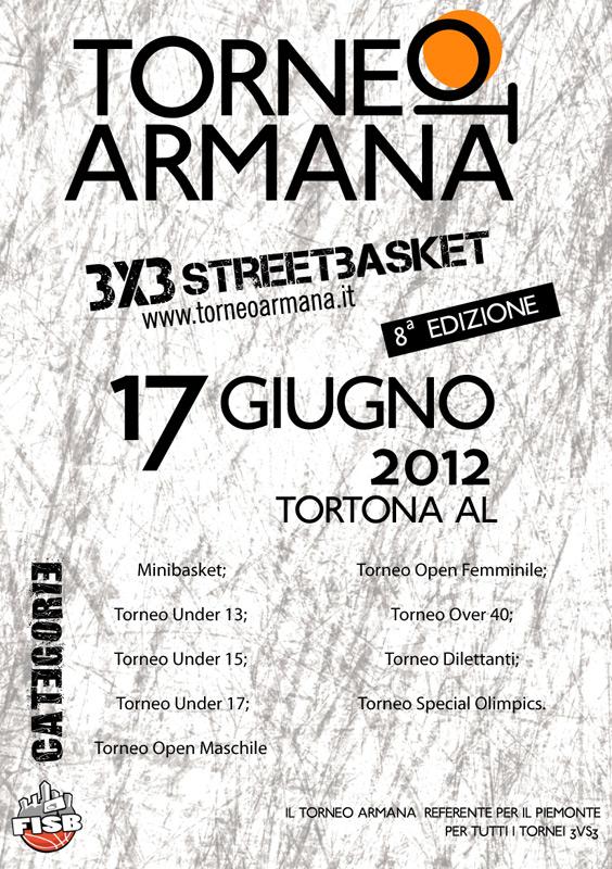 In lavorazione/Torneo Armana 2012