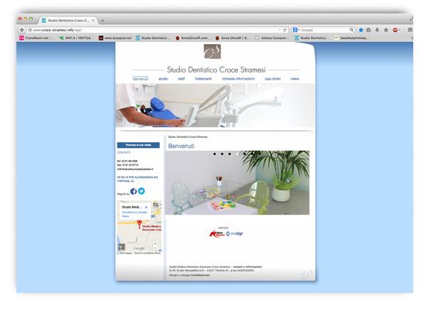 <em>Studio Croce-Stramesi</em>  website