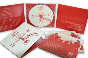 Deseo de Tango cd cover - franzRoom.net