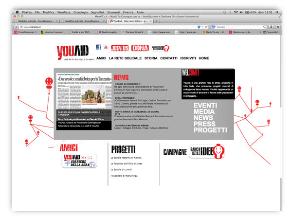 youaid website by franzRoom.net