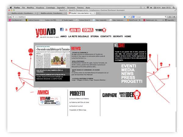 <em>YouAid</em>  website